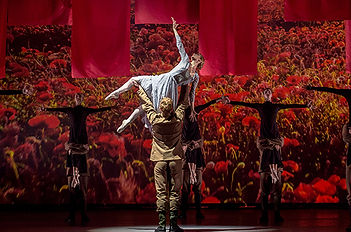 Remembrance - New English Ballet Theatre - 2018ance NEBT 2018 Photo by Deborah J