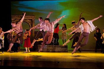 Ballet Chocolat - National Youth Ballet - 2012