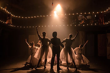 Redhead - Bridewell Theatre - 2015
