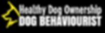 Healthy Dog Ownership ロゴ