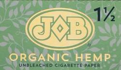 Job Organic Hemp Rolling Papers