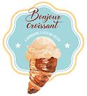 bonjour croissant gelato and ice cream base
