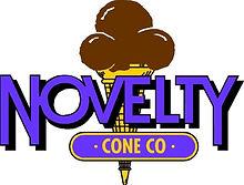 Gil's wholesales Novelty Ice Cream Cones for ice cream and gelato.