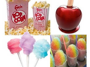 Popcorn, Cotton Candy, Sno-Cones & More.  Tips for a Successful Concession Business