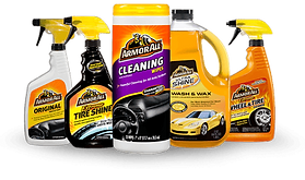 Armor All cleaning products