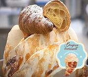 Bonjour Croissant gelato and ice cream