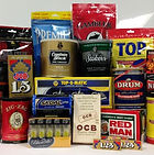 Wholesale Cigarette papers and Pipe tobacco