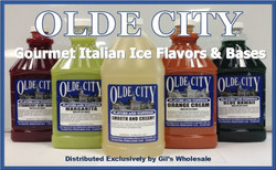 Olde City Gourmet Italian Ice Bases