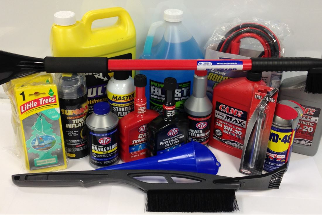 Gil's Car-care products