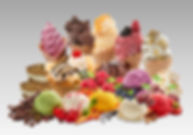 Gil's Ice Cream Supplies gelato collage
