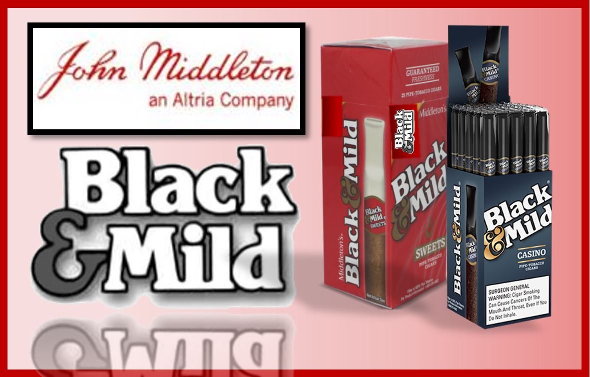 Black & Mild Cigars