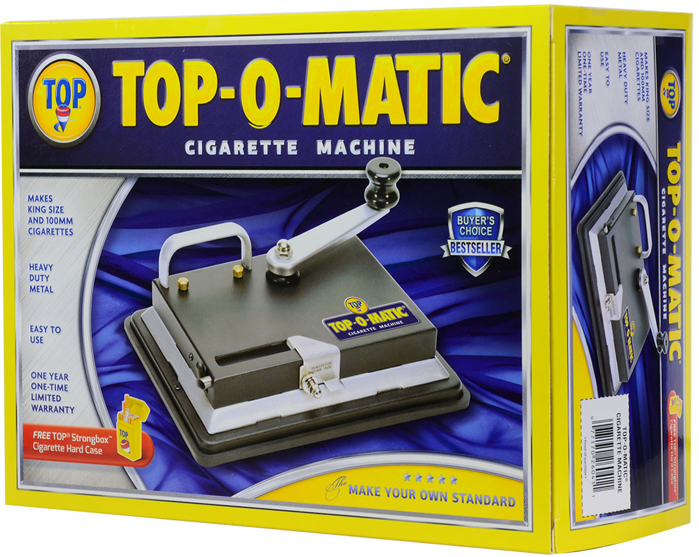 Republic Tobacco Top-O-Matic