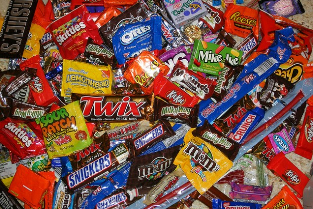 Wholesale Chocolate and gummy candy
