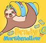 Brady Marshmallow gelato and ice cream topping and flavoring