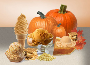 """Pumpkin-UP"" your Seasonal Menu"
