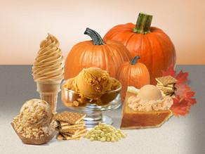 """Pumpkin-UP"" your Seasonal Menu"