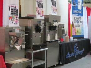 Gil's Ice Cream Trade Shows