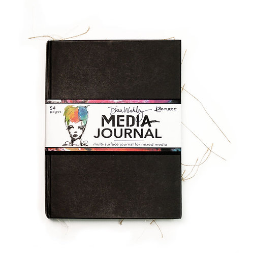 Dina Wakley Media Journal