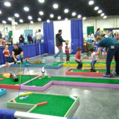 9 Hole Miniature Golf