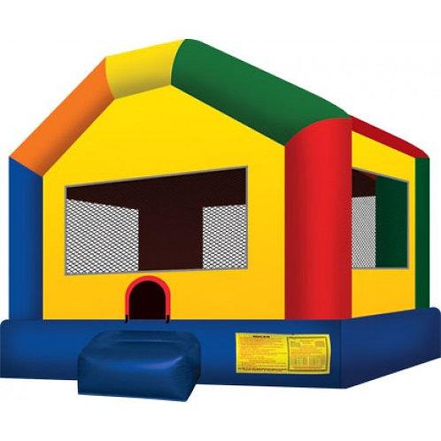 Funhouse Bounce 15 x 15
