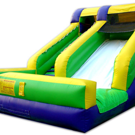 14 Ft Toddler Water Slide