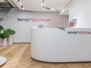 Physiozentrum, Zürich Oerlikon