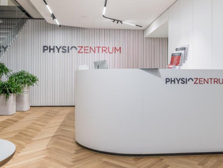 Physiozentrum, Zürich Oerlikon