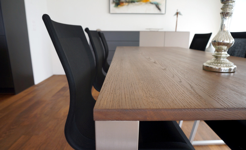 Detail Tisch