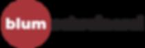 logo-blum-schreinerei-pantone-1807-coate