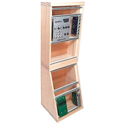 Full System case 216HP 3U 1U Eurorack case VCO, EQ, AMP VCA