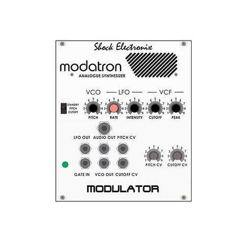 Modatron Modulator - Voice VCO VCF Eurorack Basics Kit Synthesizer Analog Eurorack Synth Modular Module