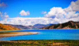 Tibetfaces Yamdrok Lake