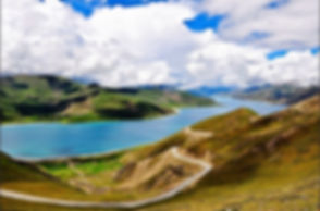 Yamdrok Lake Tibet Tour