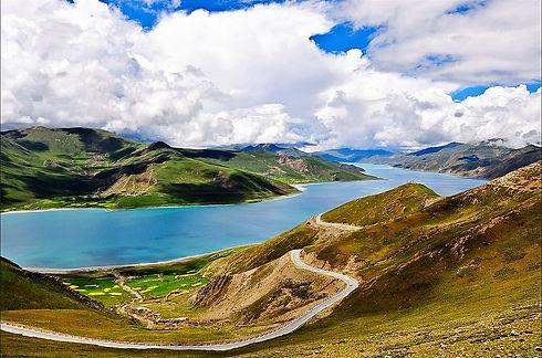 Yamdrok Lake Tibet Tour