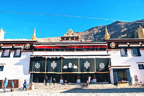 Tibetfaces SeraMonastery