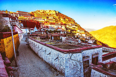 Ganden Monastery Tour Tibet