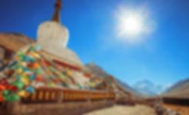 Rongbuk Monastery Tibet Faces