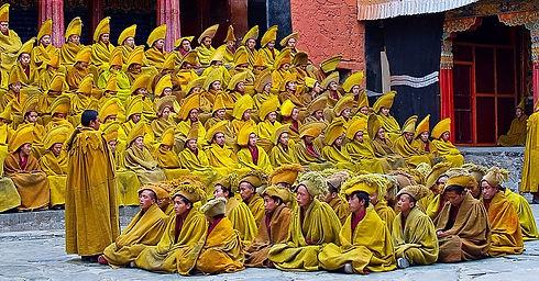 Tashilunpo Monastery Tibet Tour