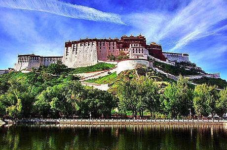 Tibetfaces Lhasa