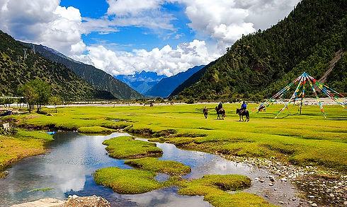 Gyantse Tibet Tour