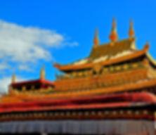 Johkang Temple Tibet Faces