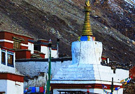 Tibetfaces Rongbuk Monastery