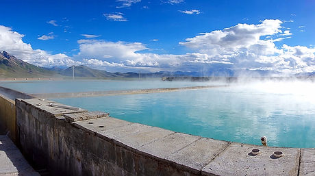Tibetfaces Yangpachen Hot Springs