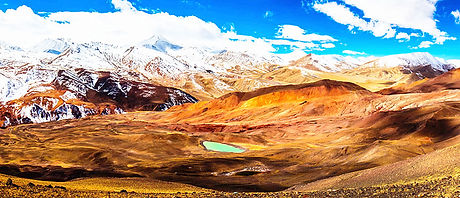 Tibetfaces Darchen