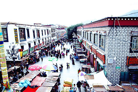 Tibetfaces Tibet Barkhor