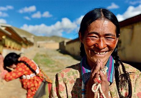 Tibet Faces Lhasa Tours