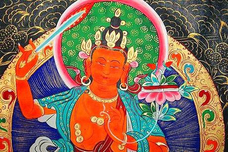 Tibetfaces ThangKa