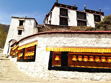 Tibetfaces Sera Monastery