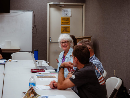 Community group seeks support for a new county library