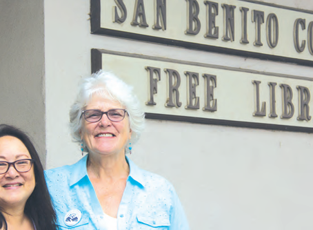 Support grows for library